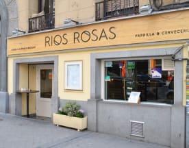Parrilla Ríos Rosas, Madrid
