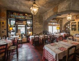 Antica Osteria Toscana, Florence