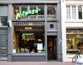 Alfonso's Mexican & Grill Restaurant, Amsterdam