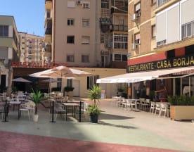 Casa Borja, Málaga