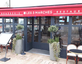 Les 3 Marches - Brasserie, Châtenay-Malabry