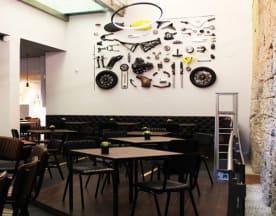 Scrambler Ducati Food Factory D'Azeglio, Bologna