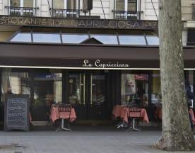 La Capricciosa, Neuilly-sur-Seine