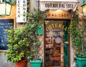 Osteria dal 1931, Roma