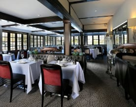 The Riverside Restaurant at Macdonald Compleat Angler, Marlow