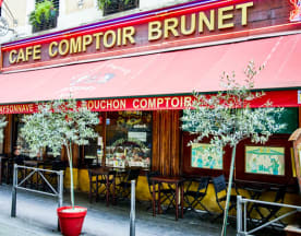 Bouchon Comptoir Brunet, Lyon