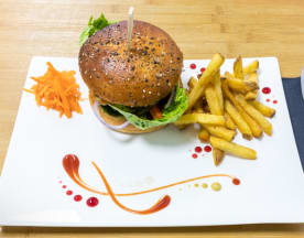 XV Burger, Paris
