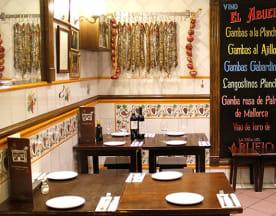 La Casa del Abuelo - Goya, Madrid