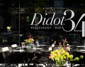 Restaurant & Bar Didot34, Rotterdam