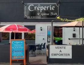 Crêperie l'Avenue Foch, Conflans-Sainte-Honorine