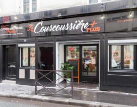 La Couscoussière Plus, Paris