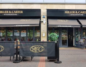 Miller & Carter - Oracle, Reading