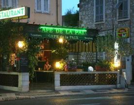 Café de la Paix, Beaulieu-sur-Mer