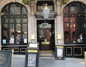 Mitre Bar, Edinburgh