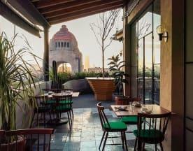 Terraza Cha Cha Chá, Mexico City