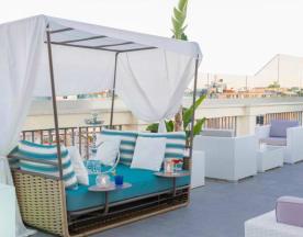 Sky Blu Rooftop Terrace, Roma