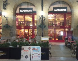 Café Rouge - Hays Galleria, London