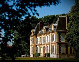Château de l'Hermitage, Ennery
