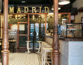 Soxial Resto Bar, Madrid