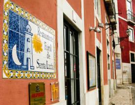 Farol de Santa Luzia, Lisboa