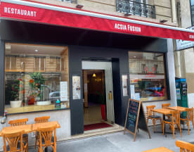 Acsia Fusion, Paris