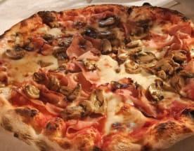 Pizzeria-Trattoria Napoli del'Albergo la Foresteria, Bettolle
