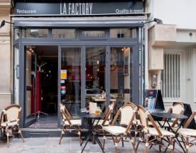 La Factory Burger, Paris