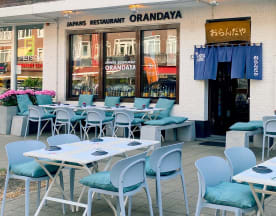 Japans Restaurant Orandaya, Amsterdam