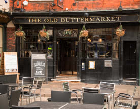 The Old Buttermarket, Canterbury