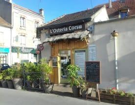 L'Osteria Corsu, Longjumeau