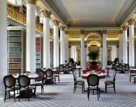 Colonnades at the Signet Library, Edinburgh