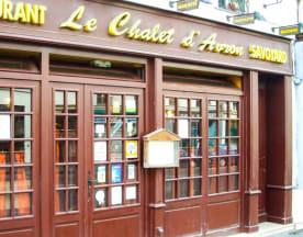 Le Chalet d'Avron, Paris