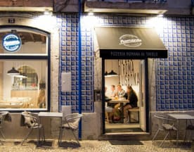 Pizzeria Romana BIO, Lisboa