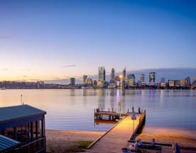 The Boatshed Restaurant, South Perth (WA)