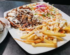 Kebab pan pita, Córdoba