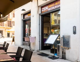 ZEN Lounge Cafe  Restaurant, Verona