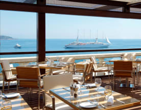 Horizon Deck, Restaurant & Champagne Bar, Monaco