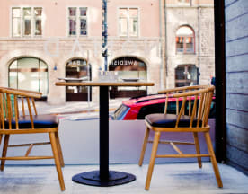 Nomad Swedish food & bar, Stockholm