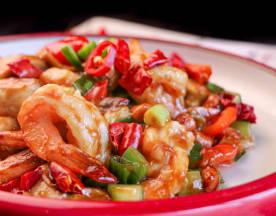China Sichuan Restaurant ( Lange Niezel), Amsterdam