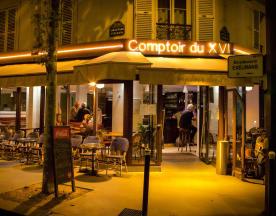 Comptoir du 16, Paris