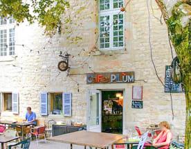 Café Plum, Lautrec