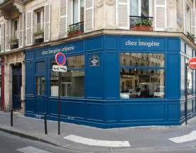Chez Imogène, crêperie, Paris