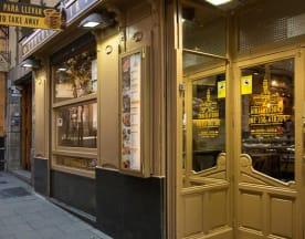 Chocolatería de la Puerta del Sol, Madrid