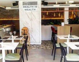 Organic Vision Restaurant & Wellness, Ostend