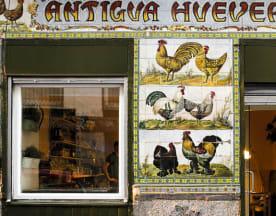 Antigua Huevería, Madrid