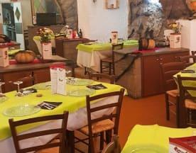 Kyathos Trattoria Pizzeria, Tuscania