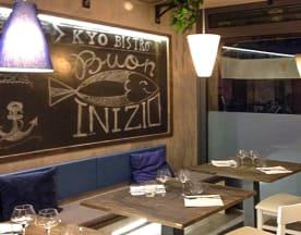 Pescheria & Cucina KyoFish, Rapallo