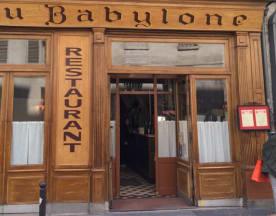 Au Babylone, Paris