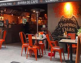 Boicot Café (Condesa), Ciudad de México