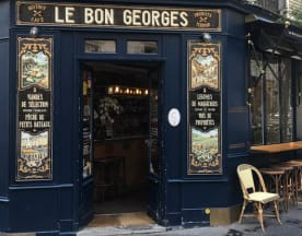 Le Bon Georges, Paris